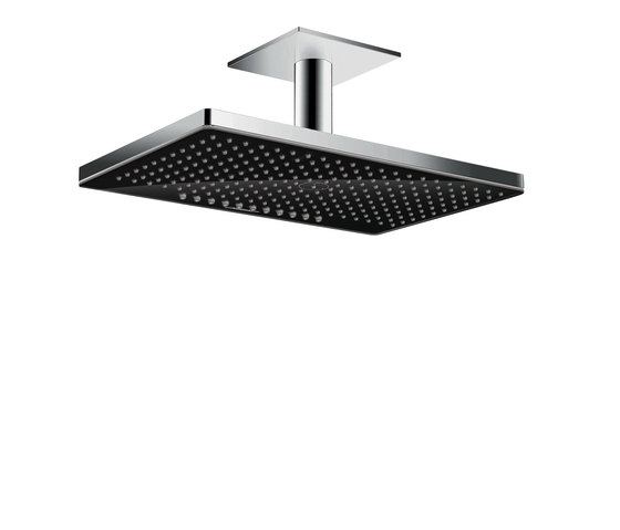 hansgrohe Rainmaker Select 460 2jet overhead shower with ceiling connector 100 mm by Hansgrohe   Shower controls