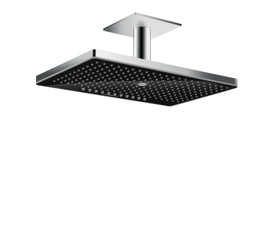 hansgrohe Rainmaker Select 460 3jet overhead shower with ceiling connector 100 mm by Hansgrohe   Shower controls