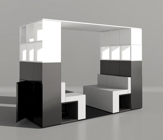 Space-within-a-space Inwerk Masterpod® by Inwerk | Office Pods