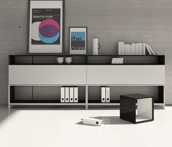 Masterbox® Design Sideboard 2,5 FH by Inwerk | Sideboards