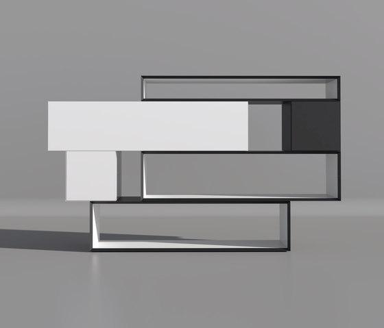 Design Sideboard Masterbox® by Inwerk | Shelving