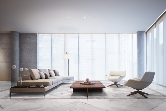 White | Bardiglio by Gani Marble Tiles | Natural stone panels