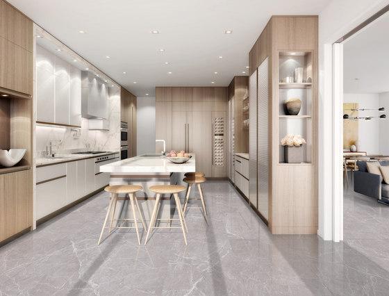 Grey | Claros Grey (light) by Gani Marble Tiles | Natural stone panels