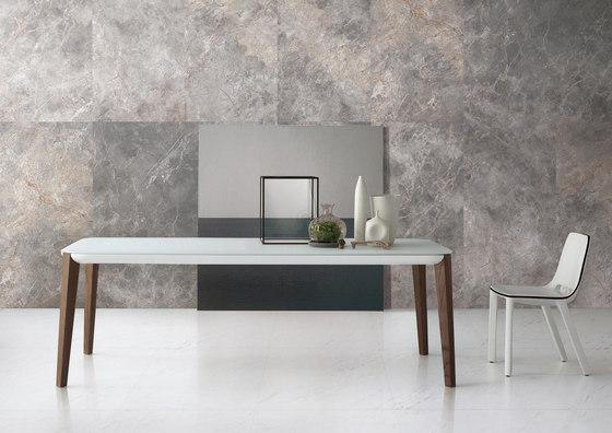 Grey | Fior Di Bosco de Gani Marble Tiles | Panneaux en pierre naturelle