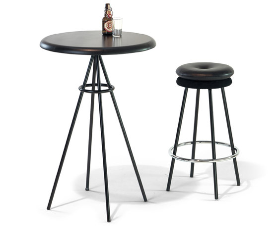 Tom bar table di Richard Lampert | Tavoli alti