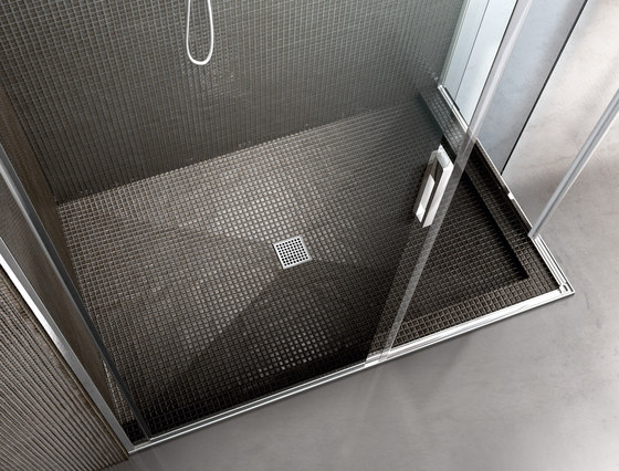 Basic Shower by MAKRO | Shower trays