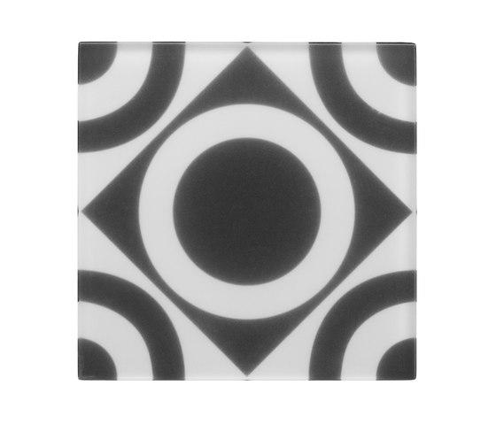 No. 6 | Rover de Interstyle Ceramic & Glass | Mosaïques verre