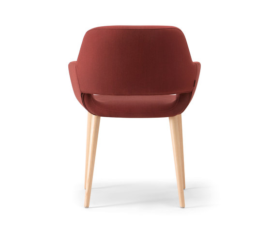 Magda-06 base 100 by Torre 1961 | Visitors chairs / Side chairs