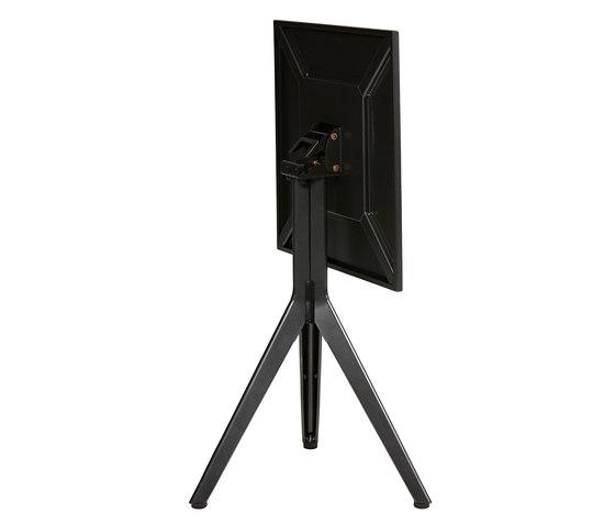 N pedestal table de Tolix | Mesas auxiliares