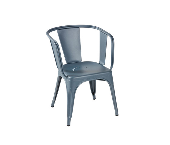 D armchair by Tolix | Multipurpose chairs