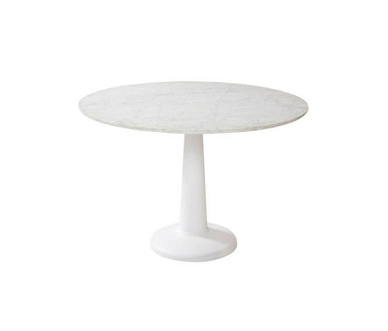 G marble table by Tolix | Dining tables