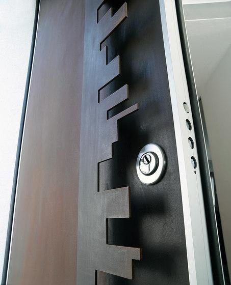 Monolite 15.1015 MNT6000 di Bauxt | Porte casa