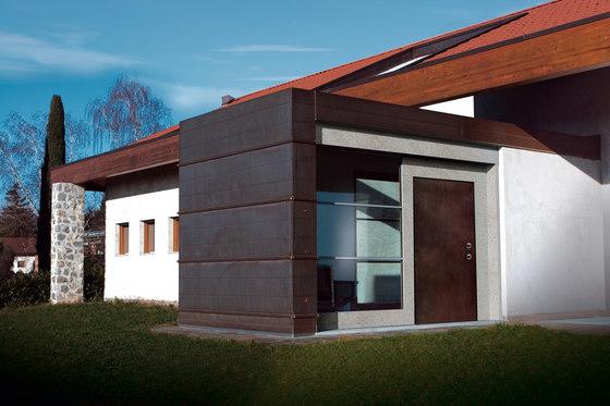 Monolite 15.1017 MNT7004 by Bauxt | Entrance doors