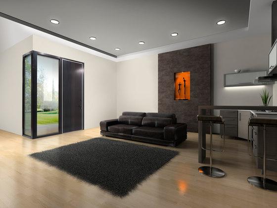 Monolite 15.1022 MNT8000 di Bauxt | Porte casa