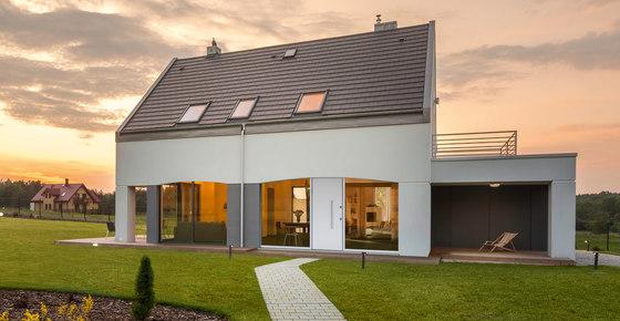 Monolite 15.1018 MNT8000 di Bauxt | Porte casa