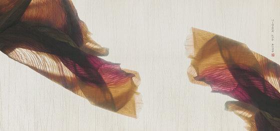 petals | iris by N.O.W. Edizioni | Wall art / Murals