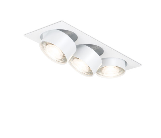 wittenberg wi4-eb-3e di Mawa Design | Lampade soffitto incasso