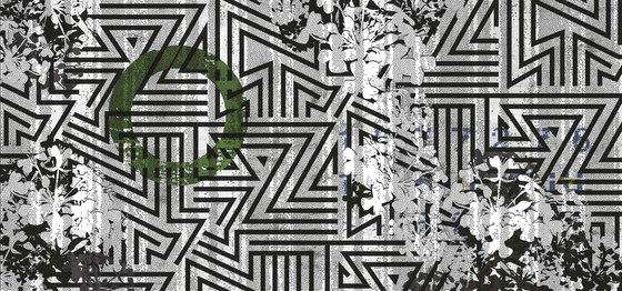 4 mani | ziggy di N.O.W. Edizioni | Quadri / Murales