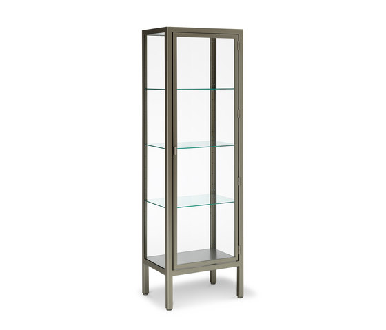 GB 175 glass cabinet by Müller Möbelfabrikation | Display cabinets