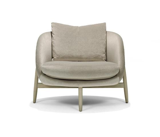 Heath armchair Small von Linteloo   Sessel
