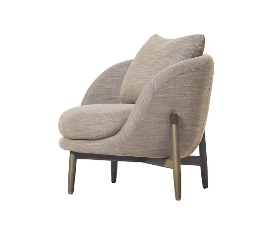 Heath armchair von Linteloo | Sessel