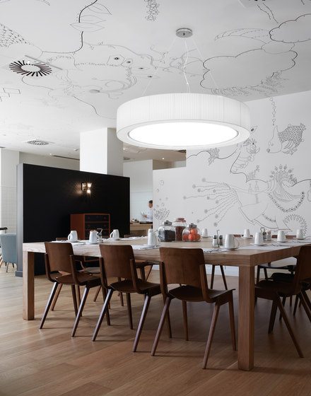 Urban S/120 by BOVER | Suspended lights