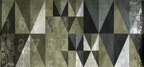 geometric | caroGiò by N.O.W. Edizioni | Wall art / Murals