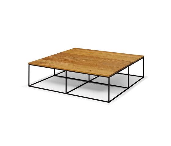 Log coffee table de Linteloo | Mesas de centro