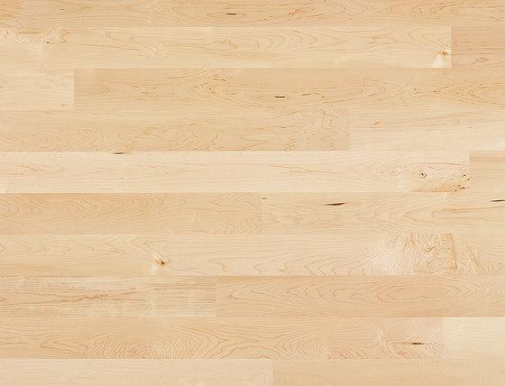 Cleverpark Maple canadian Crema 14 by Bauwerk Parkett | Wood flooring