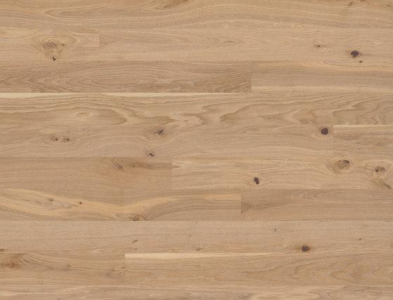 Cleverpark Oak Avorio 34 by Bauwerk Parkett | Wood flooring