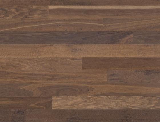 Cleverpark Oak smoked Crema 24 by Bauwerk Parkett   Wood flooring