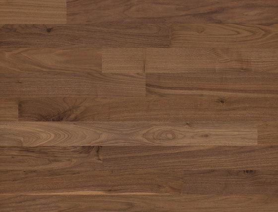 Cleverpark Walnut american 14 by Bauwerk Parkett | Wood flooring