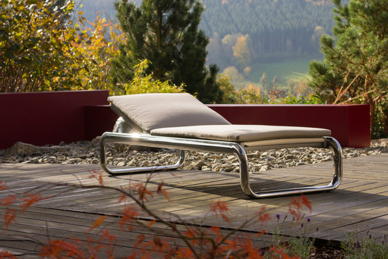 H2K Luxury loungers by Hake Konzept | Sun loungers