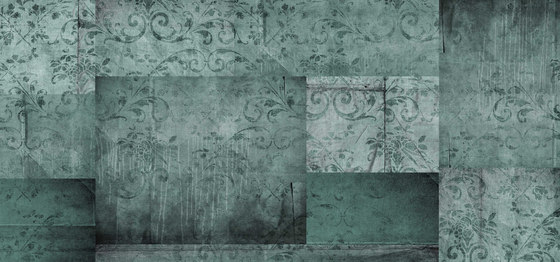 grunge | patchwork di N.O.W. Edizioni | Quadri / Murales