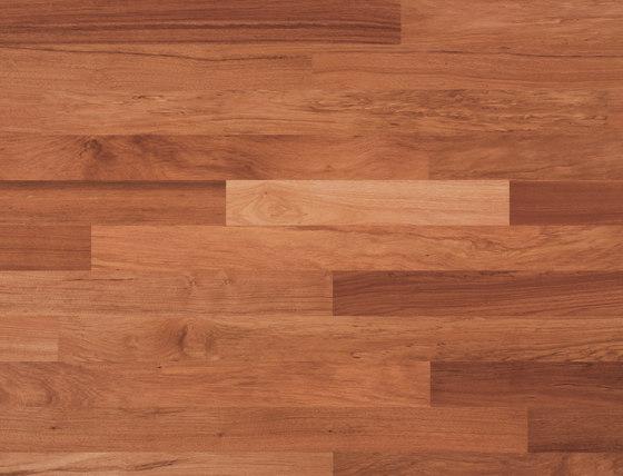 Megapark Doussie Crema 35 by Bauwerk Parkett | Wood flooring