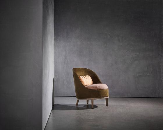 BELLE armchair von Piet Boon | Sessel
