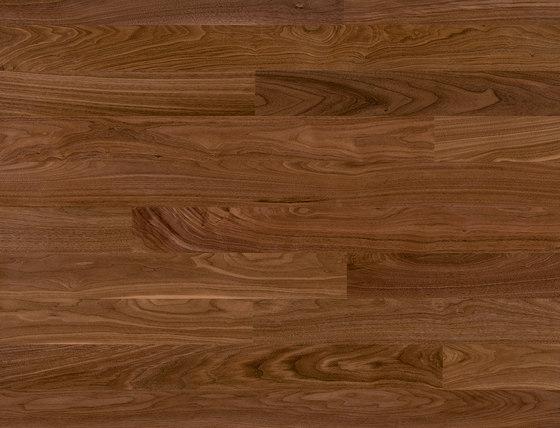Megapark Walnut american 14 by Bauwerk Parkett | Wood flooring