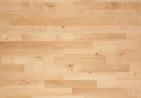 Monopark Beech unsteamed 24 by Bauwerk Parkett | Wood flooring