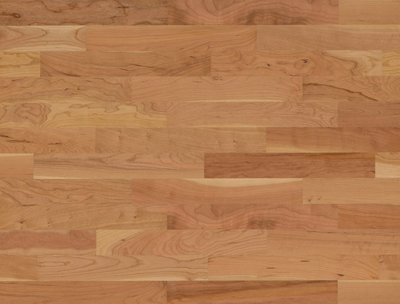 Monopark Cherry american 34 by Bauwerk Parkett | Wood flooring