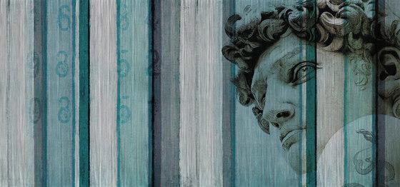 david | academy strip by N.O.W. Edizioni | Wall art / Murals