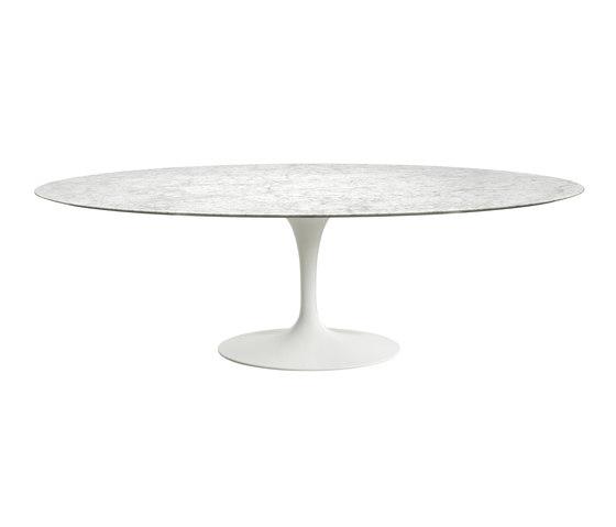 Saarinen Esstisch Oval von Knoll International | Esstische