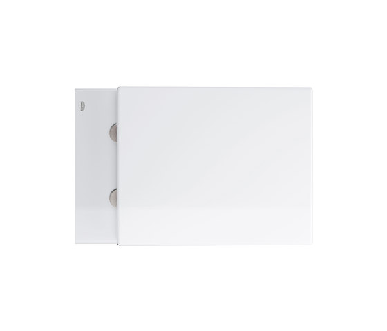 Cube Ceramic Wall hung WC by GROHE | WC