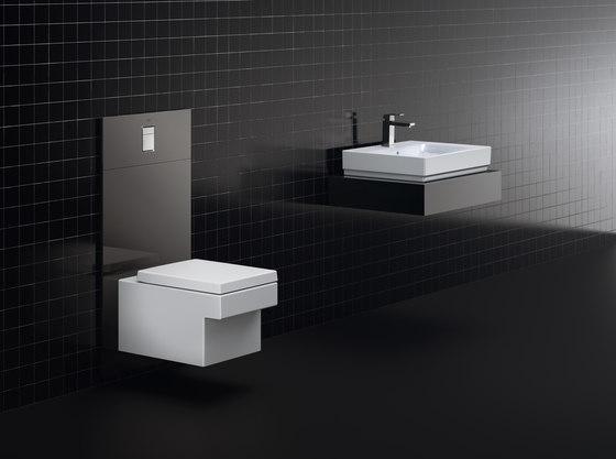 Cube Keramik Wand-Tiefspül-WC von GROHE | Klosetts