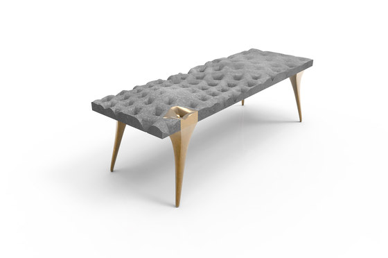 Tuftit by STACKLAB | Benches