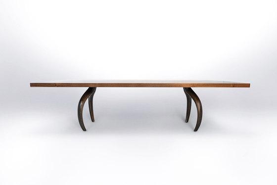 Wishbone Series Dining - Hardwood de STACKLAB | Mesas comedor