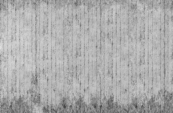 Raw concrete de WallPepper | Revêtements muraux / papiers peint