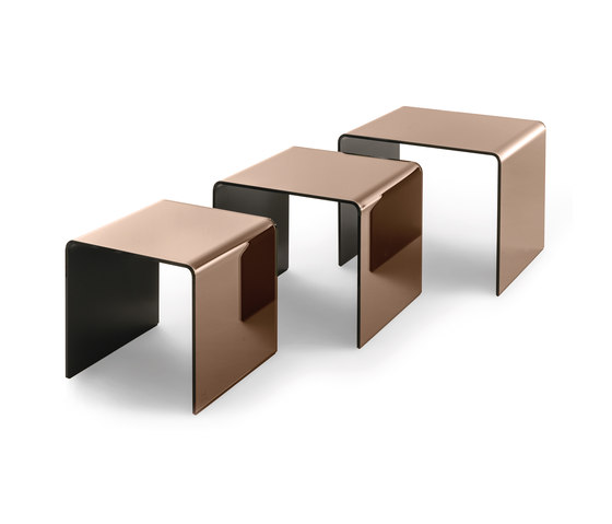 RIALTO TRIS by Fiam Italia | Coffee tables