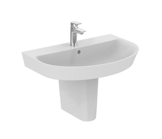 connect air arc waschtisch 700mm wash basins from ideal. Black Bedroom Furniture Sets. Home Design Ideas