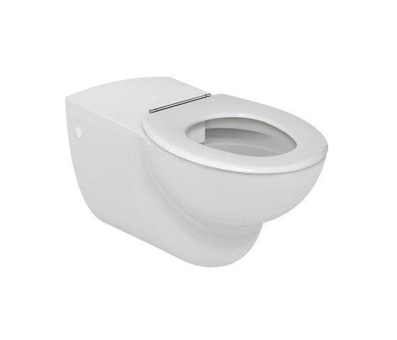 contour 21 plus wandtiefsp l wc 700 mm ohne sp lrand toilets from ideal standard architonic. Black Bedroom Furniture Sets. Home Design Ideas