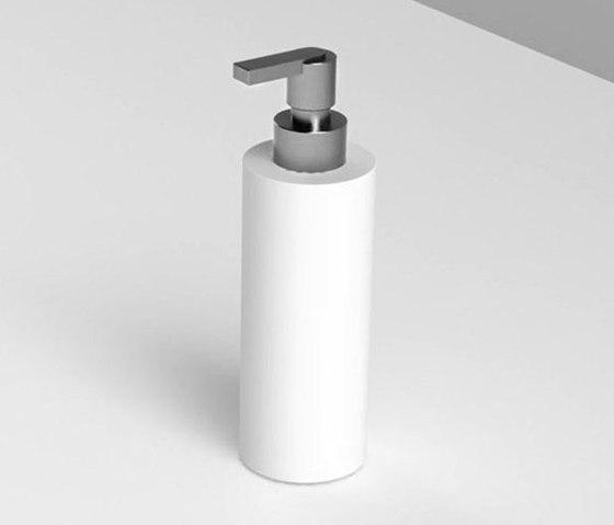 Minimal soap dispenser by Rexa Design | Soap dispensers